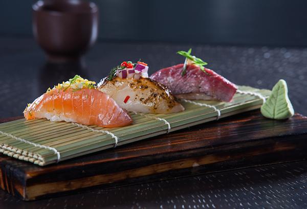 Osaka ofrece un menú con sus sabores más exclusivos para despedir 2016