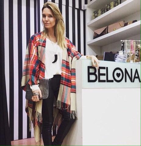 Sofía Zamolo pasó por BELONA.