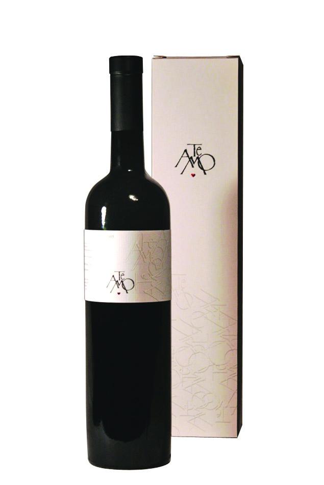 Bodega Alfredo Roca invita a celebrar San Valentín junto a su vino Te Amo 2008