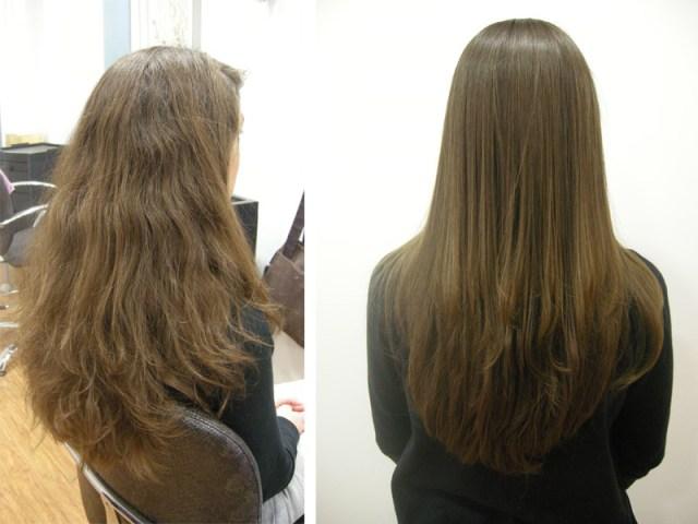 Protege tu pelo antes del verano con el Alisado Brasileño de Aquarela Peluqueros