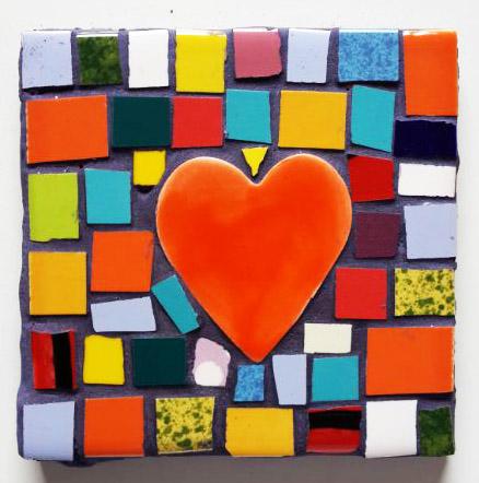 Grana Trencadis propone apliques con corazones para San Valentín