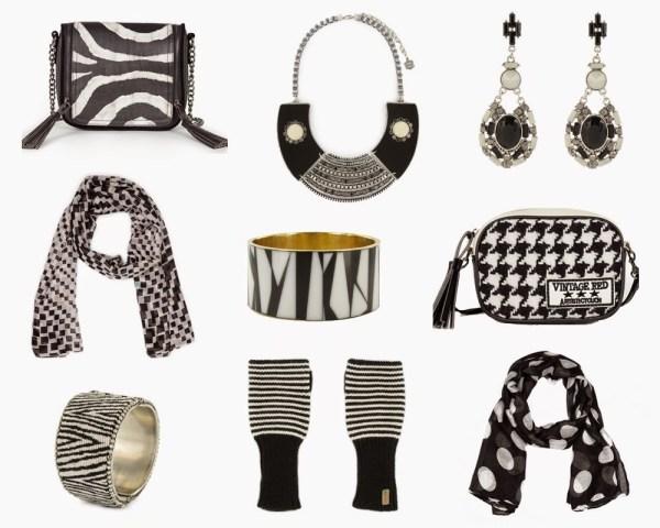 Blanco y negro: Tantrend apuesta por este binomio eterno