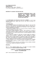 Decreto de uso público do INEA-RJ (Decreto nº 42.483 de 27 de maio de 2010)