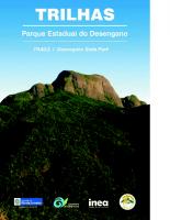 Guia de trilhas do Parque Estadual do Desengano