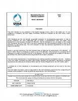 UIAA 123 Rock anchors – Março 2013