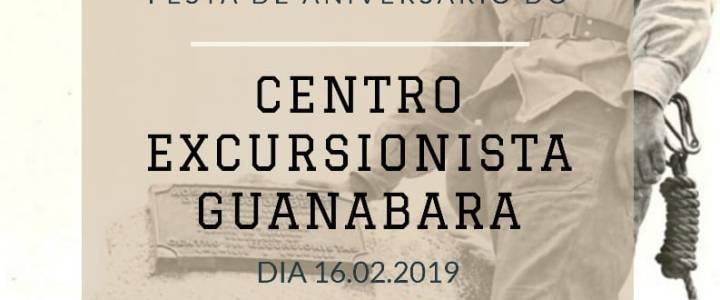 Centro Excursionista Guanabara – 60 Anos