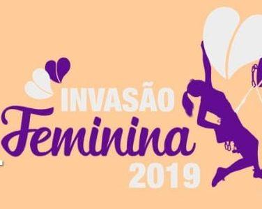 Invasão Feminina 2019