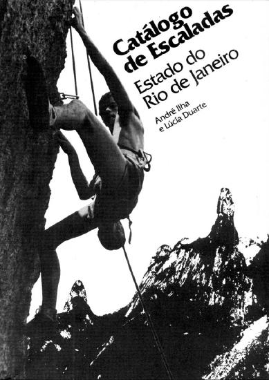 Catálogo de escaladas do Estado do Rio de Janeiro – 1984