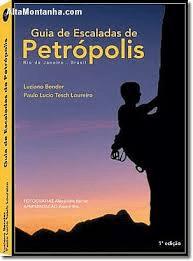 Guia de escaladas de Petrópolis – 2004