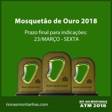 Mosquetão de Ouro 2018 – Votação até sexta, dia 23 de março