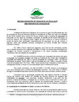 Sistema Brasileiro de Graduação de Escaladas