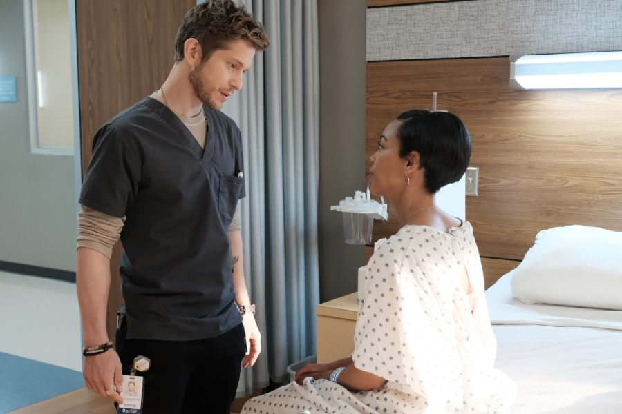 the resident review