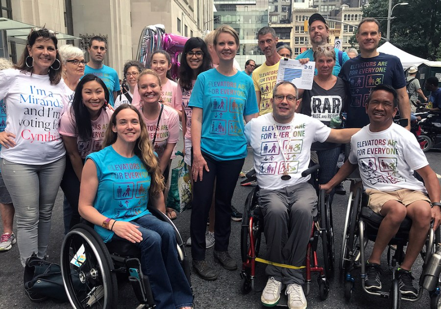 cynthia nixon disability rights
