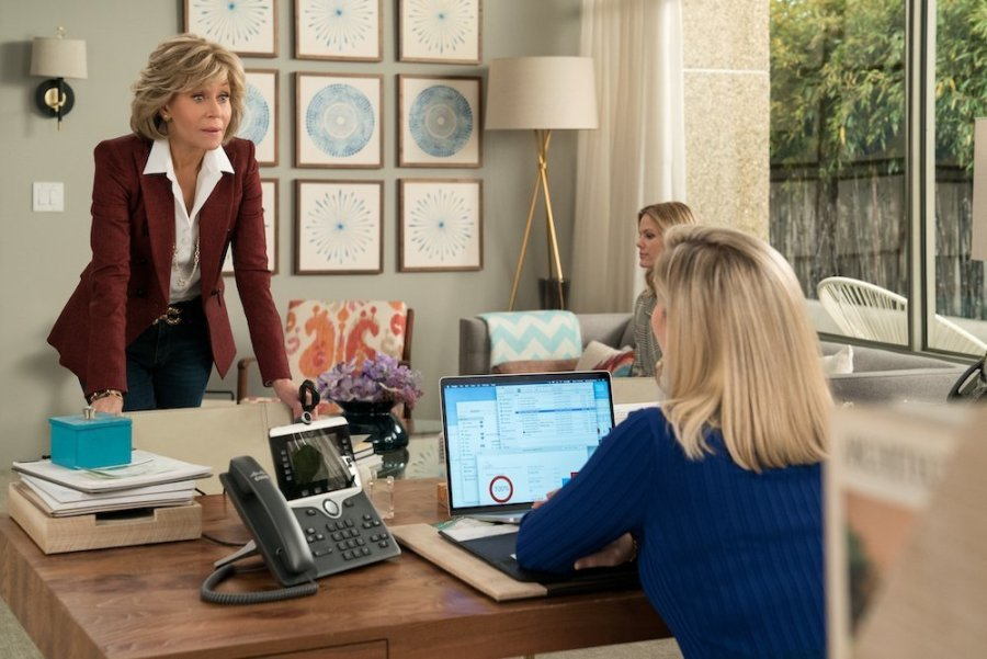 grace and frankie ageism
