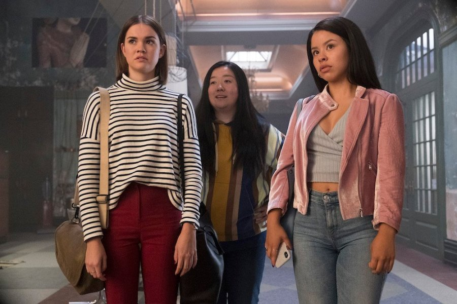 good trouble review freeform