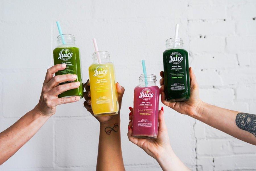 self care green juice organic