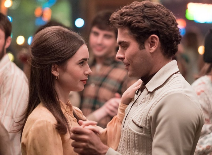 lily collins zac efron ted bundy movie