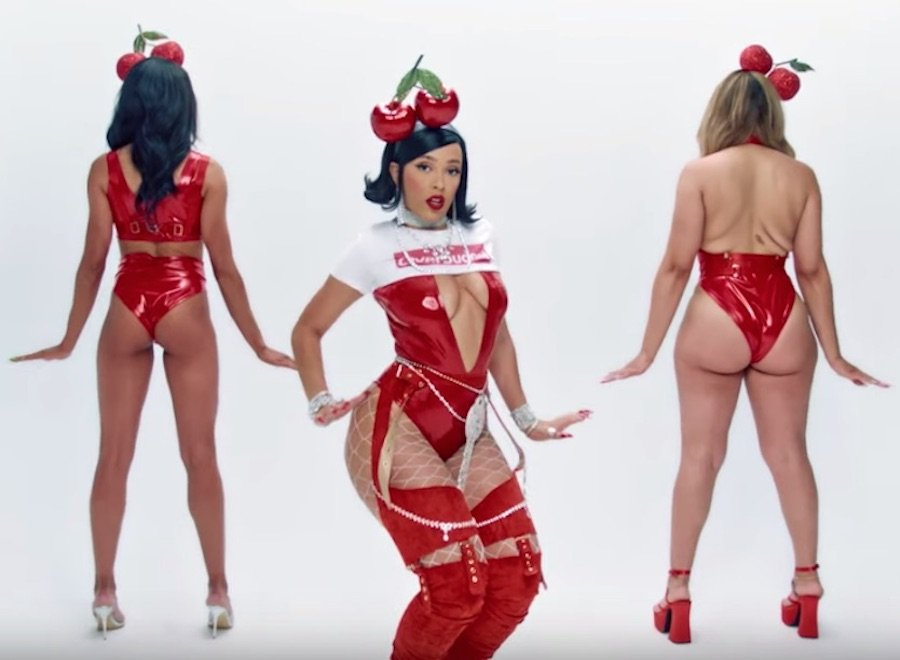 doja cat juicy music video
