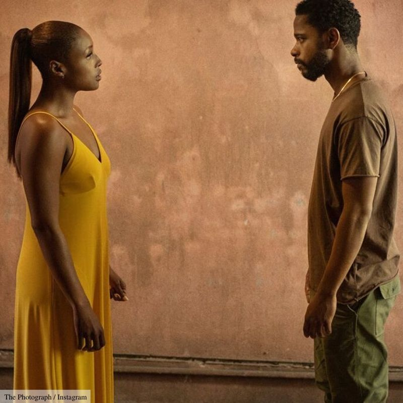 the photograph issa rae lakeith stanfield