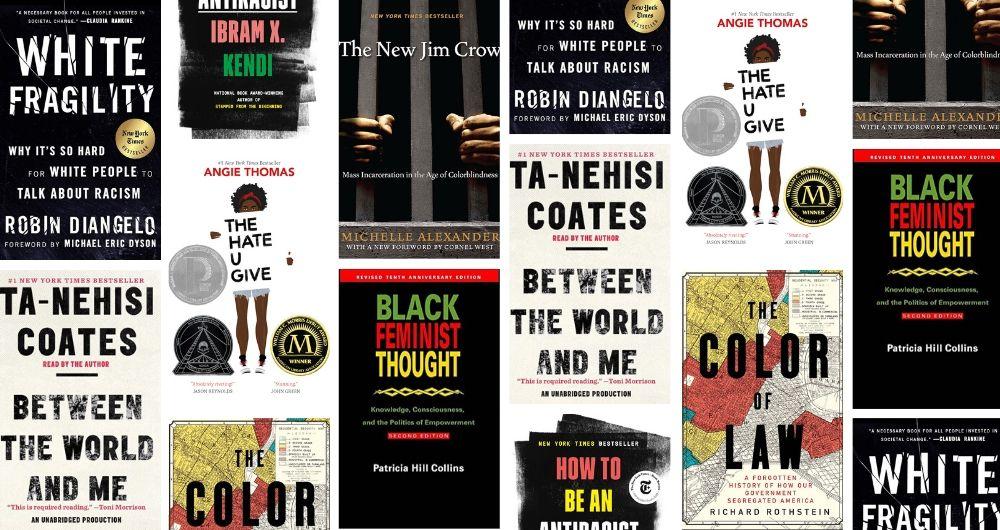 anti-racist books to read