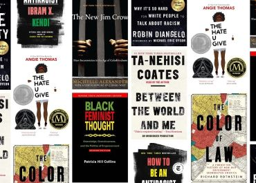 anti-racist books to read