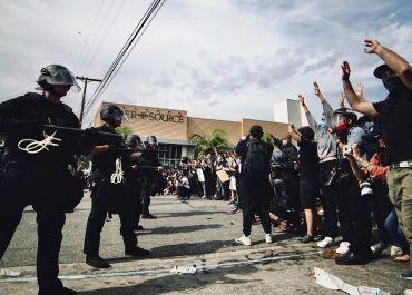 george floyd protests police brutality