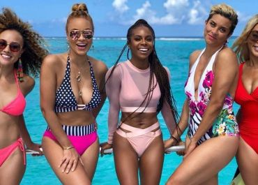 real housewives of potomac cast