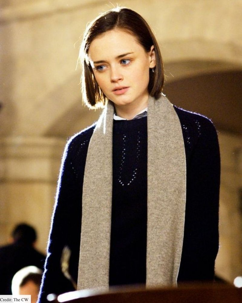 gilmore girls rory gilmore style outfits