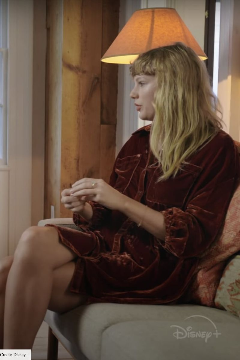 taylor swift folklore outfit long pond session