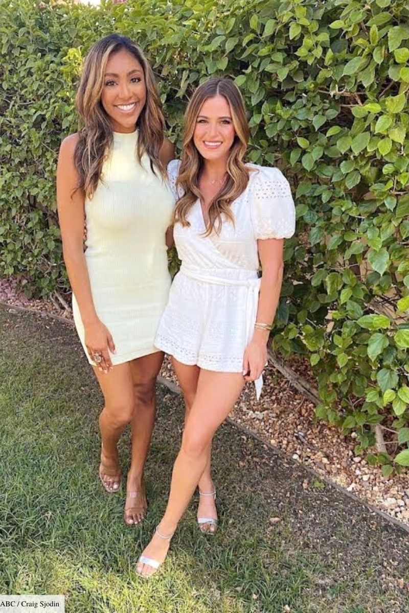 the bachelorette tayshia adams outfits dresses