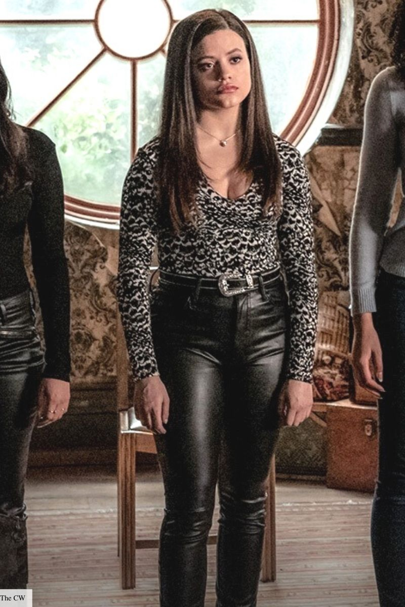 charmed maggie vera style