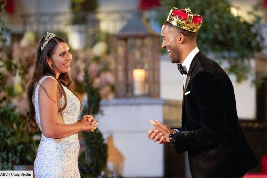 the bachelor victoria the queen