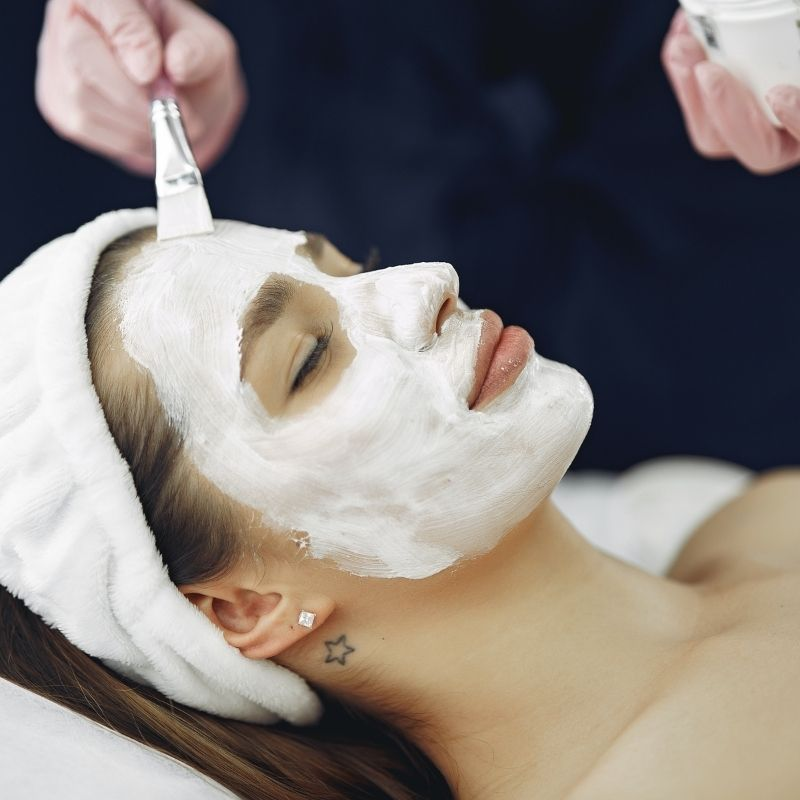 chemical peel acne scars
