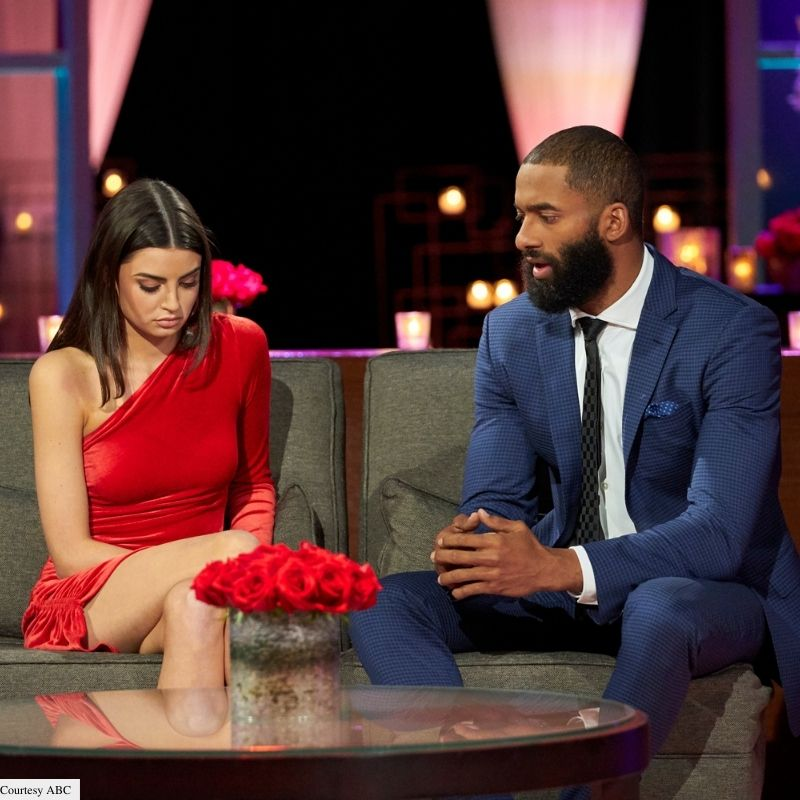 controversy with rachel from the bachelor