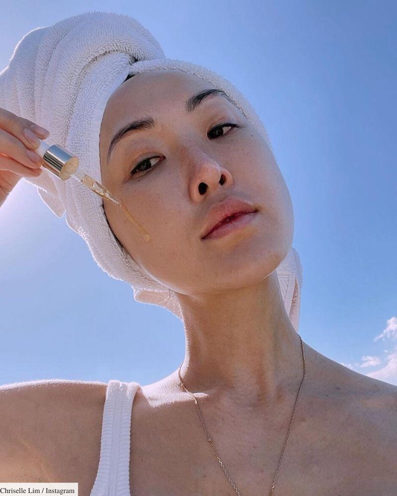 face oils skincare