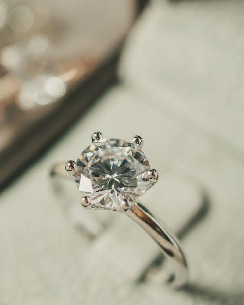 antique vintage engagement rings
