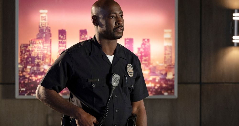 lucifer season 6 police brutality