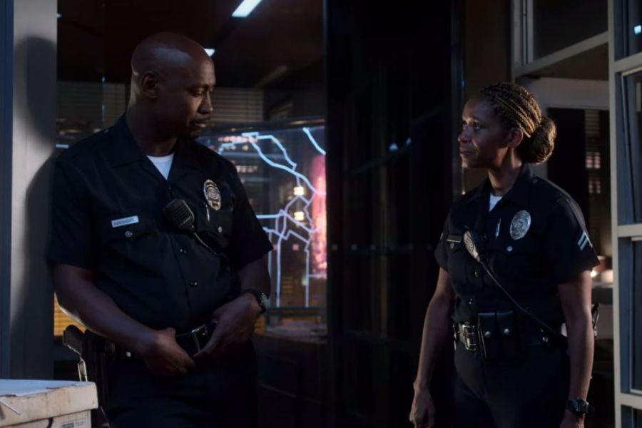 lucifer police brutality episode season 6