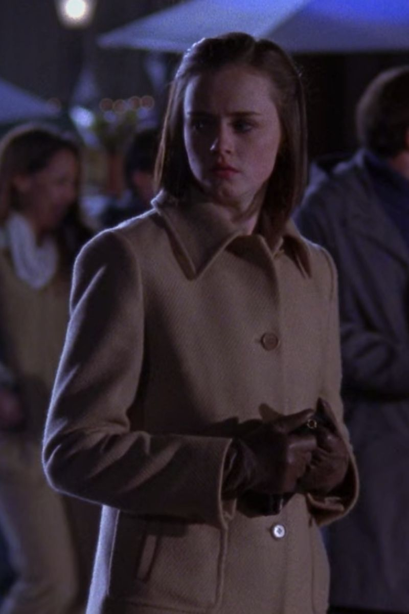gilmore girls outfits