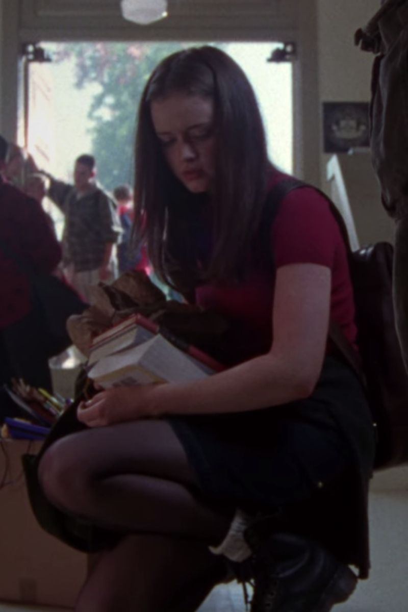 rory outfits gilmore girls