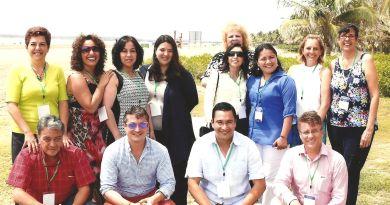 Encuentro de Líderes Latinoamericanos: Cartagena, Colombia, junio 2014