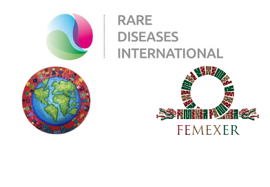 Rare Diseases International (RDI), FEMEXER y PPuDM