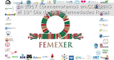 Conmemoración del Día Mundial de las Enfermedades Raras 2017 en COFEPRIS