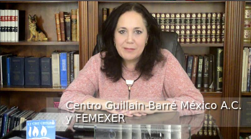 Mensaje del Centro Guillain-Barré México A.C. a FEMEXER