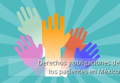 Derechos humanos y obligaciones de los pacientes en México
