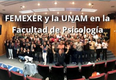 FEMEXER y la Facultad de Psicología de la UNAM