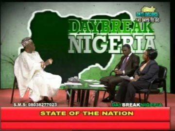Day Break Nigeria with Femi Fani Kayode