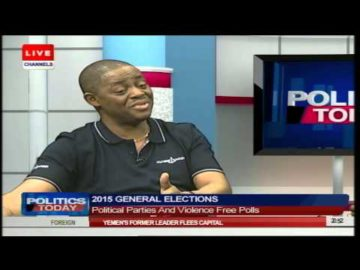 Politics Today: Fani-Kayode Says He Saw Evil, Monster In The APC Part 2