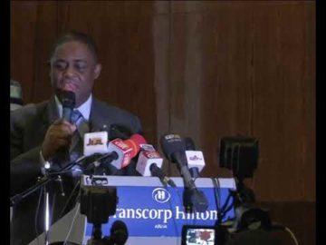 FFK SPEECH at OGD chairmanship declaration