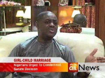 FEMI FANI-KAYODE BLASTS AHMED SANI, PAEDOPHILES AND SENATE